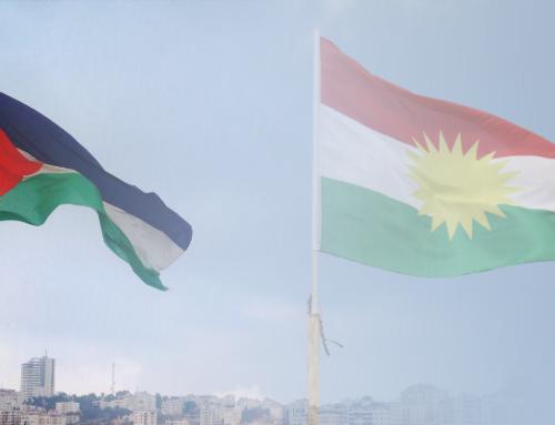 Kurdere og palæstinensere bør støtte hinanden mere