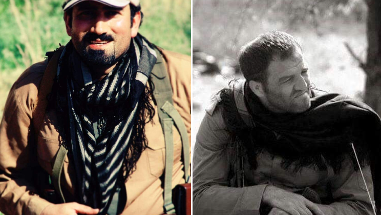 Peshmerga tog eget liv fremfor at overgive sig