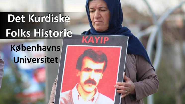 Kursus om kurderne på Københavns Universitet
