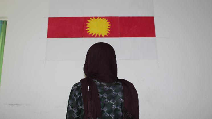 Voldtægt som våben – IS og ezidierne