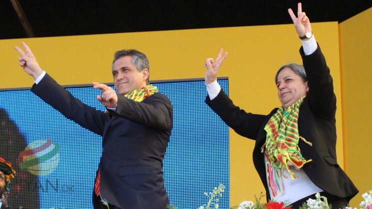 HDP kræver Kışanak og Anlı løsladt