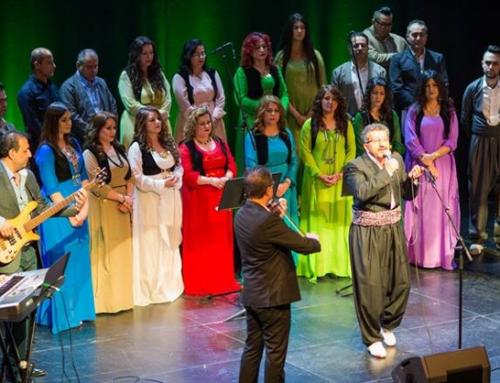 Succesfuld kurdisk festival afholdt for anden gang