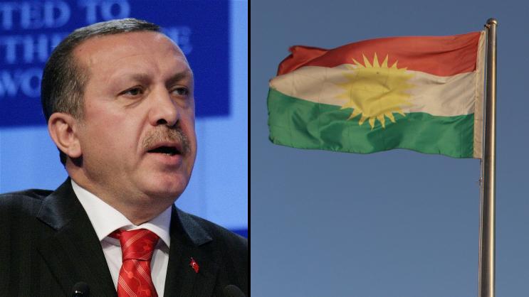 Tyrkiet imod kurdisk folkeafstemning