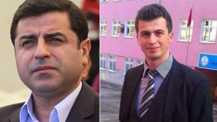 PKK dræbte 23-årig lærer – Demirtaş fordømmer