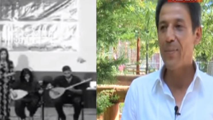 Er nationalistisk sang stjålet fra kurdisk gruppe?