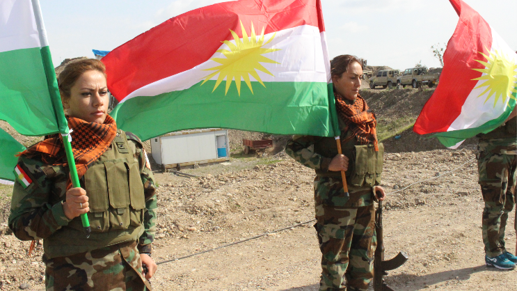 Kurdere holder folkeafstemning trods USA's indvendinger