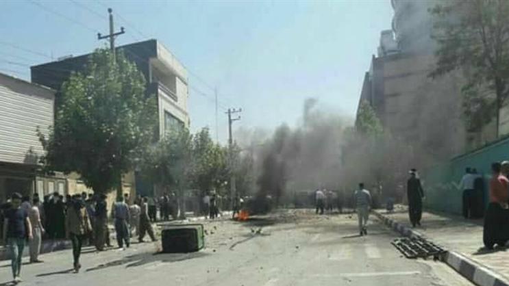Oprør i iransk Kurdistan efter drab på grænsekurerer