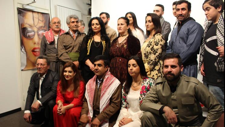 VIDEO: Danske kurdere støtter uafhængighed