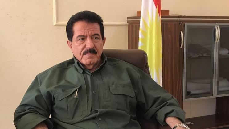Irakisk domstol udsteder arrestordre på Kosrat Rasul