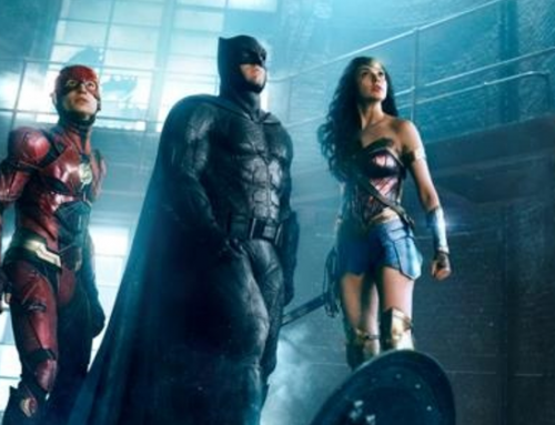 Filmanmeldelse: Justice League