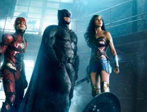 Filmanmeldelse: Justice League