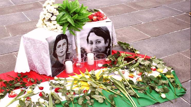 Efrîn-ofre mindet i Herning