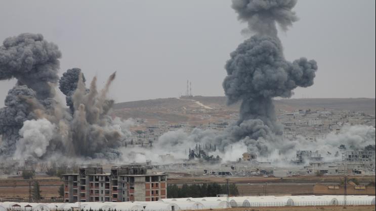 IS henrettede dansk-kurder i Mosul
