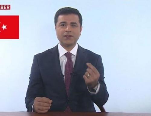 Demirtaş: Om de så idømmer mig 20 års fængsel, så bøjer jeg mig ikke