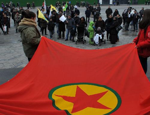"""""""PKK-ansvarlig"""" anholdt i Danmark"""