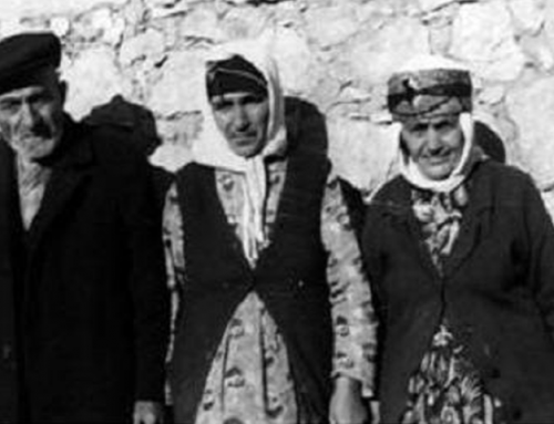 Kurdên ku Kurdî nizanin – Kurdên Çorumê