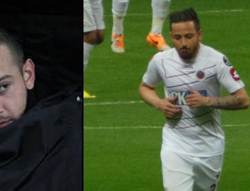 Fodboldspiller anholdt: Fornærmede Erdogan