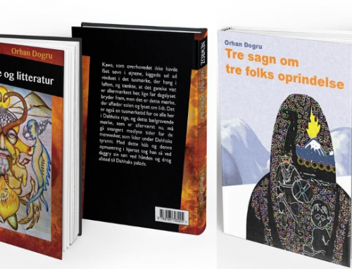 Sagnet om Newroz udgivet på dansk