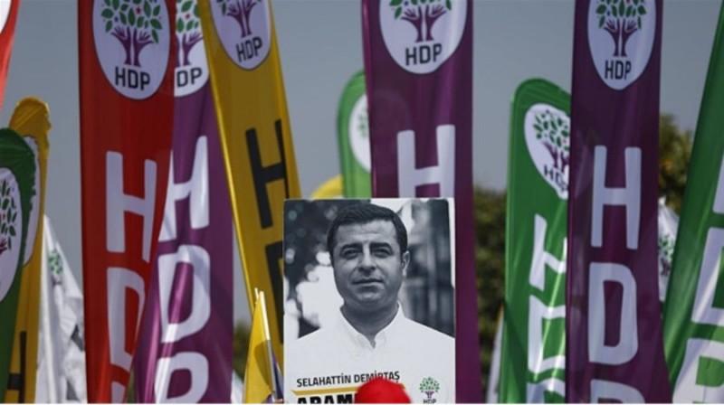 HDP, tyrkisk parlament, Selahattin Demirtas