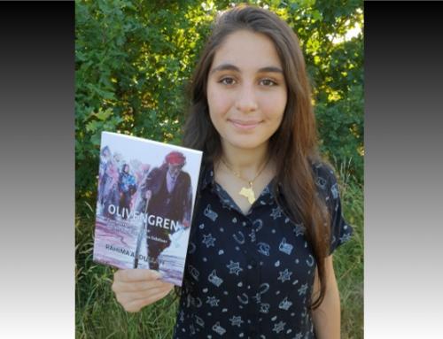 17-årig forfatter: Mine ord er mit våben