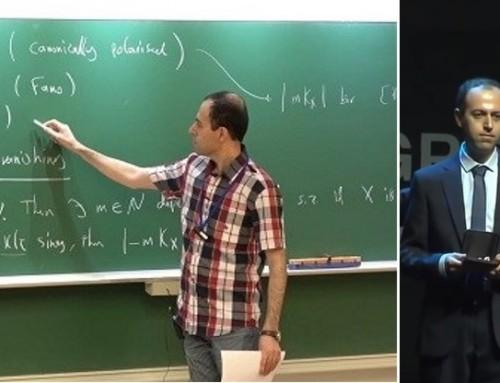 Kurder vinder matematikkens fornemmeste pris