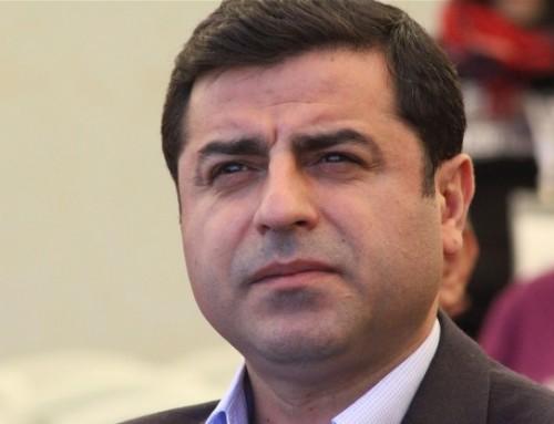 Europæisk menneskerettighedsdomstol: Løslad Demirtaş