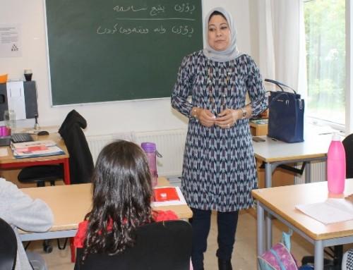 Ny kurdisk undervisning i Brønshøj