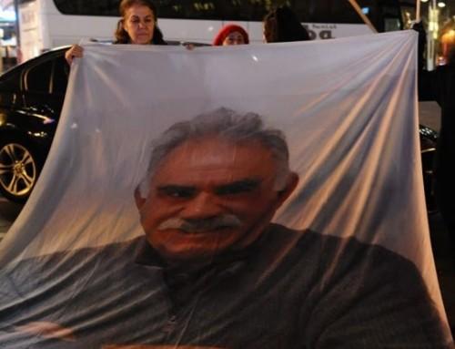 Öcalans rejse fra Suruç til İmralı