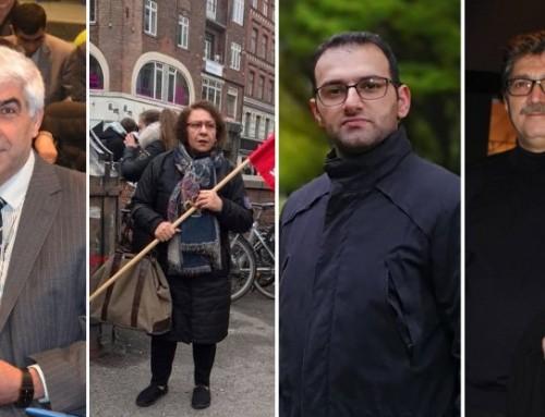 Iranske kurdere i Danmark frygter for sikkerhed