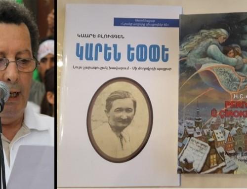 Dansk-kurdisk forfatter oversætter H.C. Andersen til kurdisk