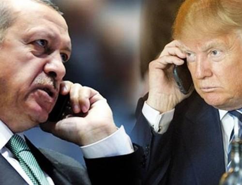 Trumps samtale med Erdogan førte til USA's tilbagetog i Syrien