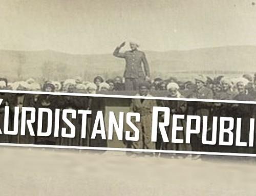 Historien om den første kurdiske republik