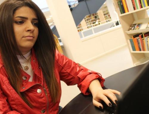 Ahîn blev student med 10,6 i snit – men kan ikke læse videre