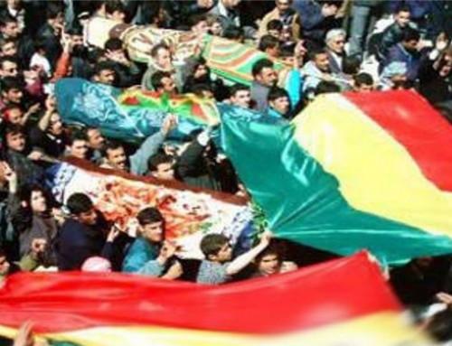 15-årsdag for kurdisk opstand i Syrien