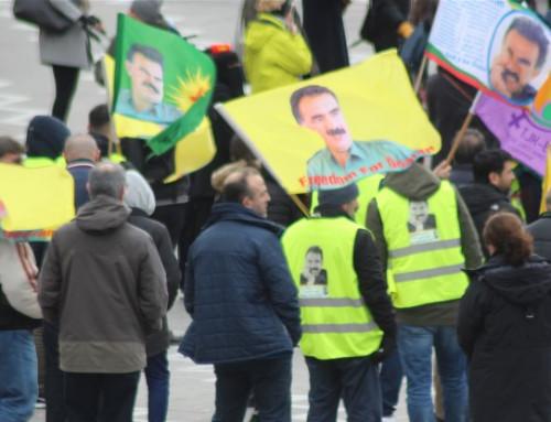 Danske kurdere mindedes Halabja
