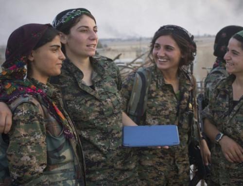 Svigt ikke Kurdistans kvinder!
