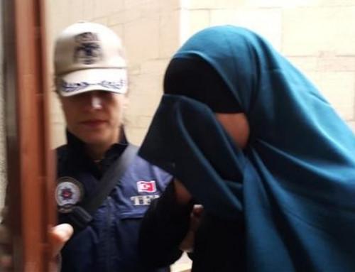 Tyrkiske medier: IS-kvinde udvist til Danmark