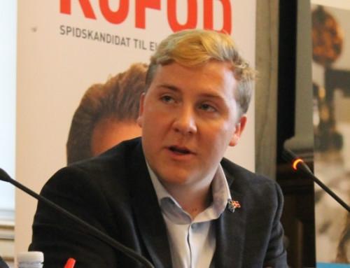 Bergur Løkke Rasmussen: Den forkerte måde at kæmpe på