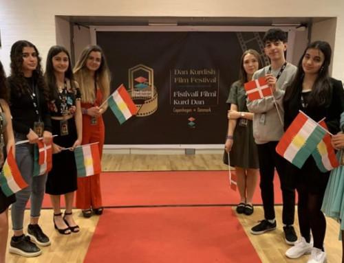 Kurdisk filmfestival var en succes