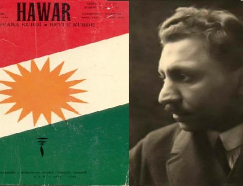 Idag er det kurdisk sprogdag