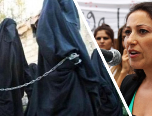 Akdogan: Hård straf til slaveholdere