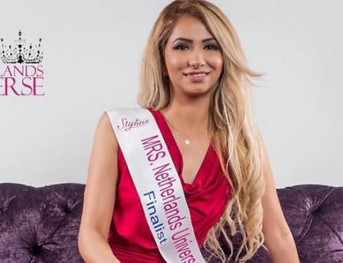 Kurder bliver nr. 3 i skønhedskonkurrence