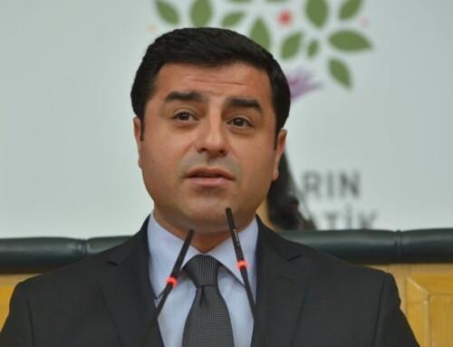 Domstol kender Tyrkiet skyldig i Demirtaş-sag