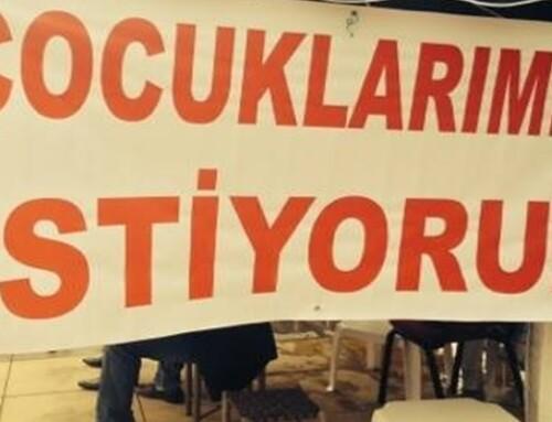 Mødre: PKK har kidnappet vores børn