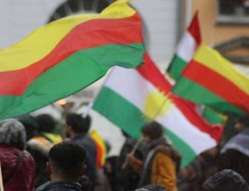 Demonstration uden Öcalan