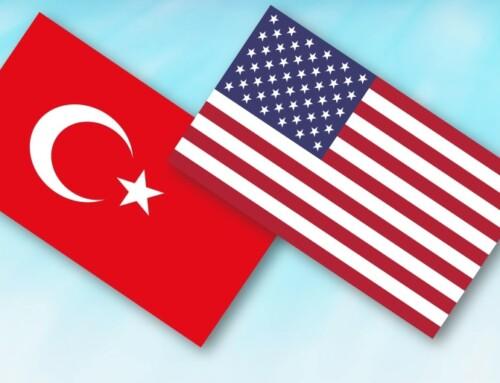 """Trump: """"Erdogan har et godt forhold til kurderne"""""""