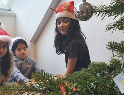 Kurdere fejrede jul i Kolding