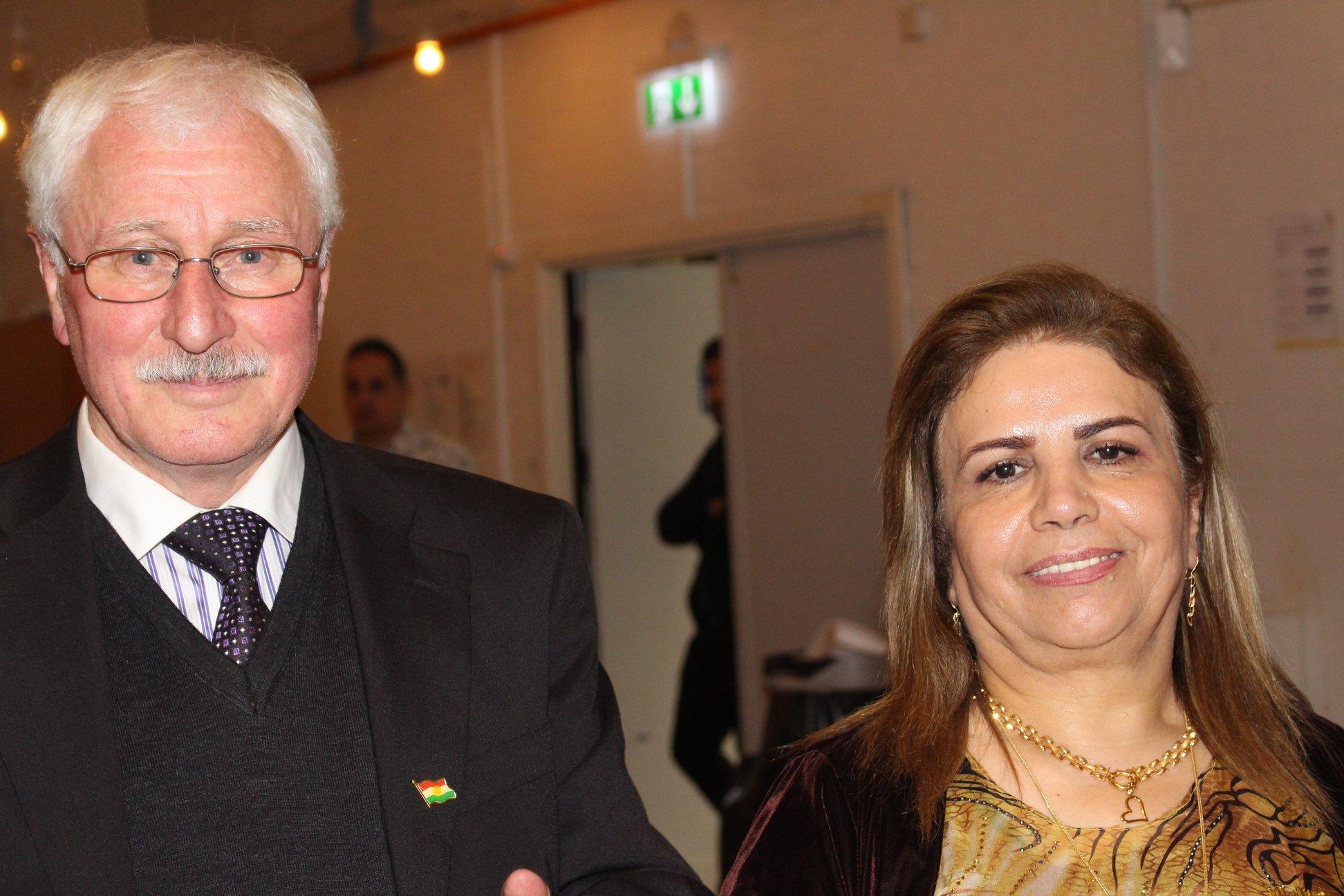 Halim Aslan & Rasmia Hassan