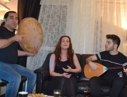 Musikalsk familie viderefører kurdisk kultur