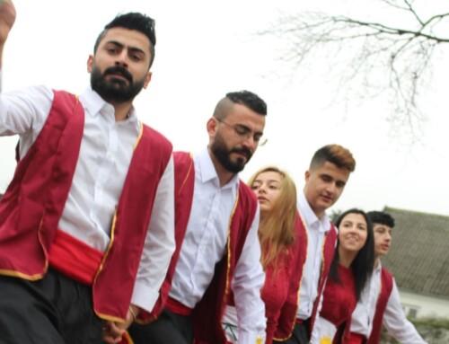 """""""Koma Şengal giver os selvtillid og et godt fællesskab"""""""